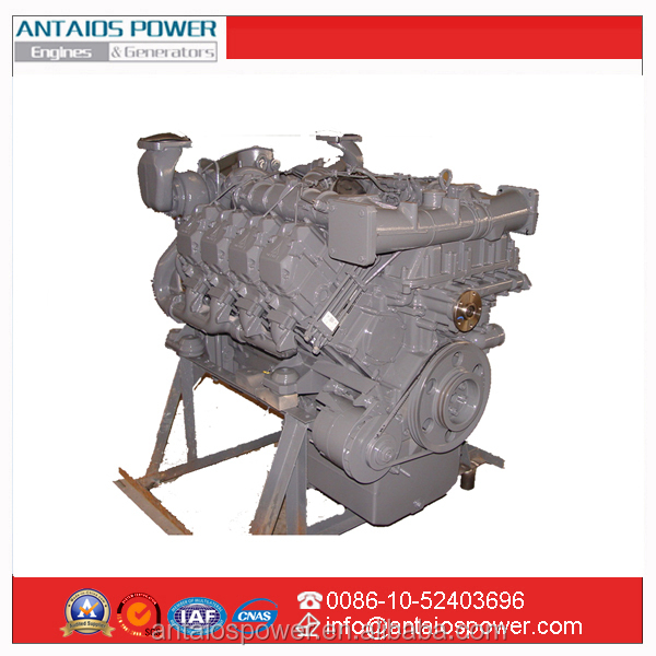 DEUTZ 334HP/1500RPM DIESEL ENGINE BF8M1015CP-G3