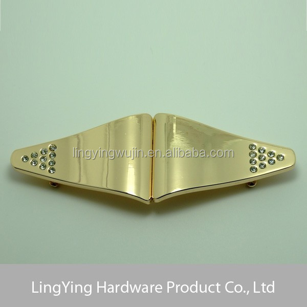 2015 Made in China OEM triangle belt buckle knives for sale