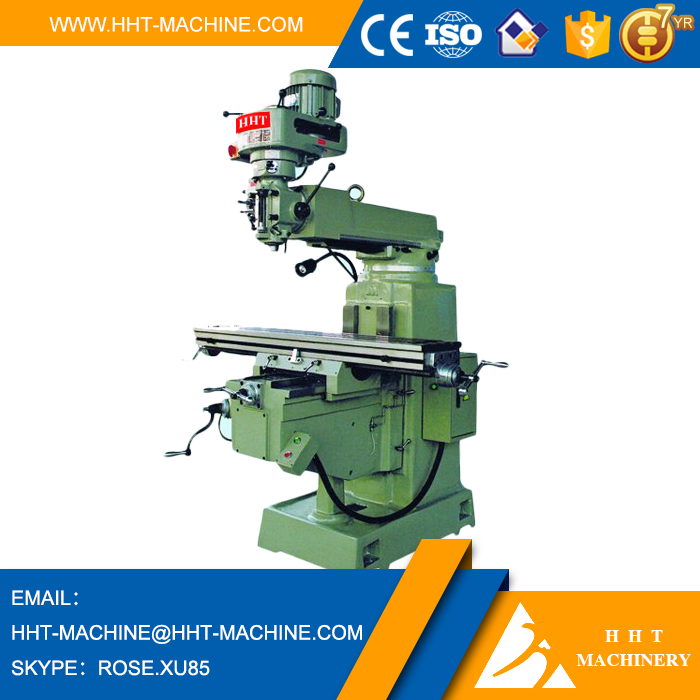 Low price 2E/4E used mini cnc milling machine for small business