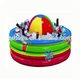 Promotional bottle cooler,inflatable ice bucket for party