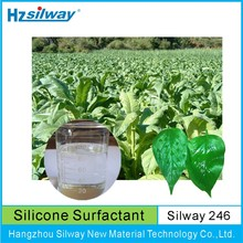 hot product Silway 246 agriculture chemical surfactant wetting agent Best price high quality