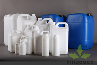 HDPE plastic jerry cans for sale different sizes food grade