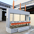 Automatic Feeding Hydraulic Cold Press With Roller for Doors