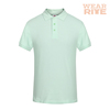 200g Cotton Printing Wholesale Cheap Short Sleeve Golf Polo t Shirts for Men