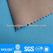 Woven waterproof breathable coated nylon 4 way tpu fabric