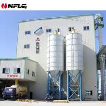High quality low price 40-60t/h mixer for dry mortar for great sale
