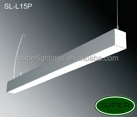Sll15a Modern Led Light FixtureOffice Fluorescent Light Fixture