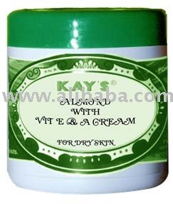 Kay's Almond + Vitamin E & A Cream