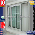 High sound insulation Sliding Window with Grill