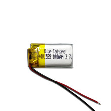 3.7v 110mah 160mah energy table pc li-polymer low battery lithium