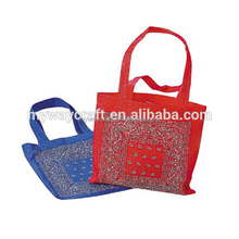 wholesale mini non woven bags tote bags with handle
