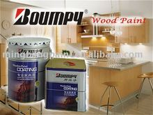 wood paint finish varnish(matt and bright)Extra Clear Polyurethane Base wood Furniture paint(China Wood Paint)