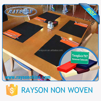Adequate Weight PP Nonwoven Thick Disposable Tablecloth