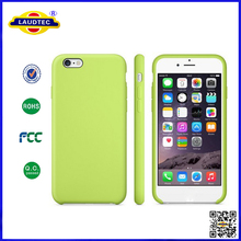 New custom-fit silicone cases cover for iPhone 6 slim form
