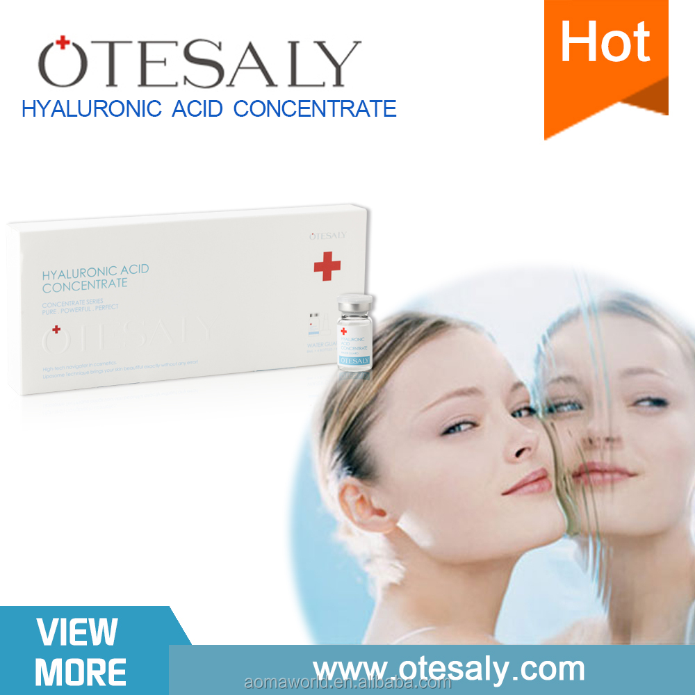 OTESALY Hyaluronic acid concentrate for repairing skin after mirco plastic surgery gel 8ml