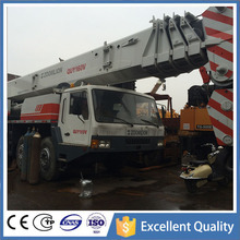 Original From China Hydraulic Used Zoomlion Wheel Crane QUY160 160 Ton