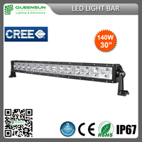 High quality 31.5inch 140w led light bar,cree led motocycle lights,LED DRIVING LIGHT SRLB140-C4