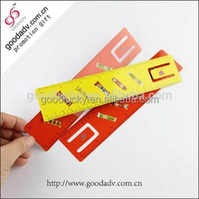 2015 alibaba online wholesale High quality PVC medical ruler