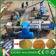 High protein fishmeal production plants/fishmeal processing equipment