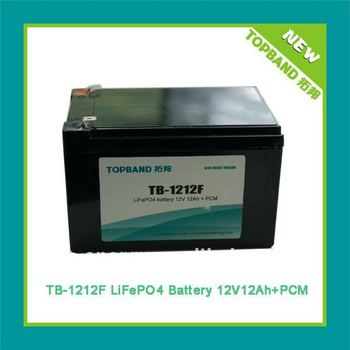 Super start Auto battery 12V12Ah