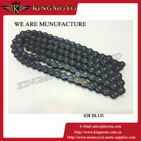 motorcycle chain 428 manufacture cheap price for KM001