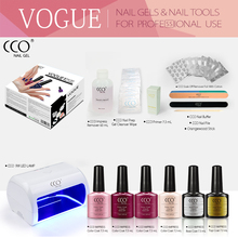 CCO Manicure And Pedicure Sets Wholesale Nail Supplies Raw Material For Nail Polish