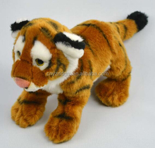 2015 New Style Plush Tiger Toy, Custom Toy Plush Tiger For Child ,Plush Stuffed Tiger Toy