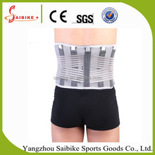 Good quality Waist support Spring & Steel plate waist support Back protector,Dual Adjustable Straps