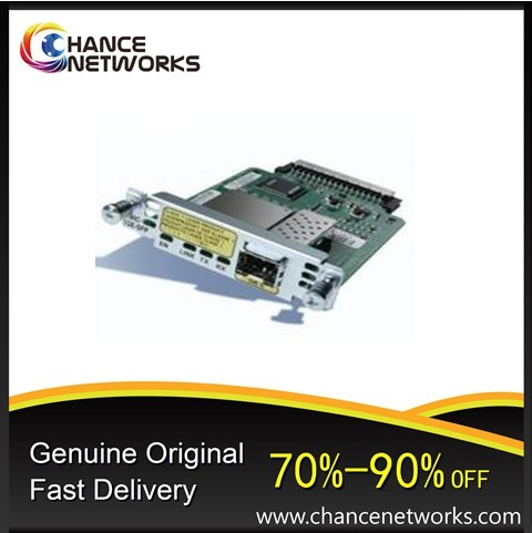 CISCO NEW ORIGINAL MODULE HWIC-1GE-SFP