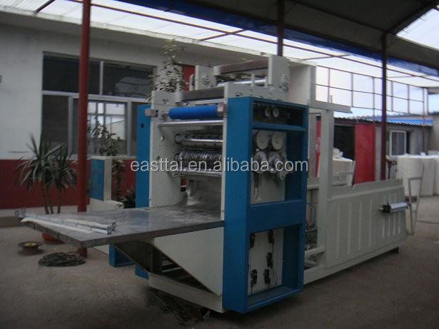 Embossing Drawing Type Facial Tissue Machine/facial tissue machine