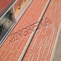 Custom color coated wall sheet for buisings villas and steel structure prefabricated houses