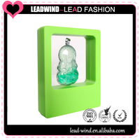 Clear window plastic open display packaging box for jewerly/gift