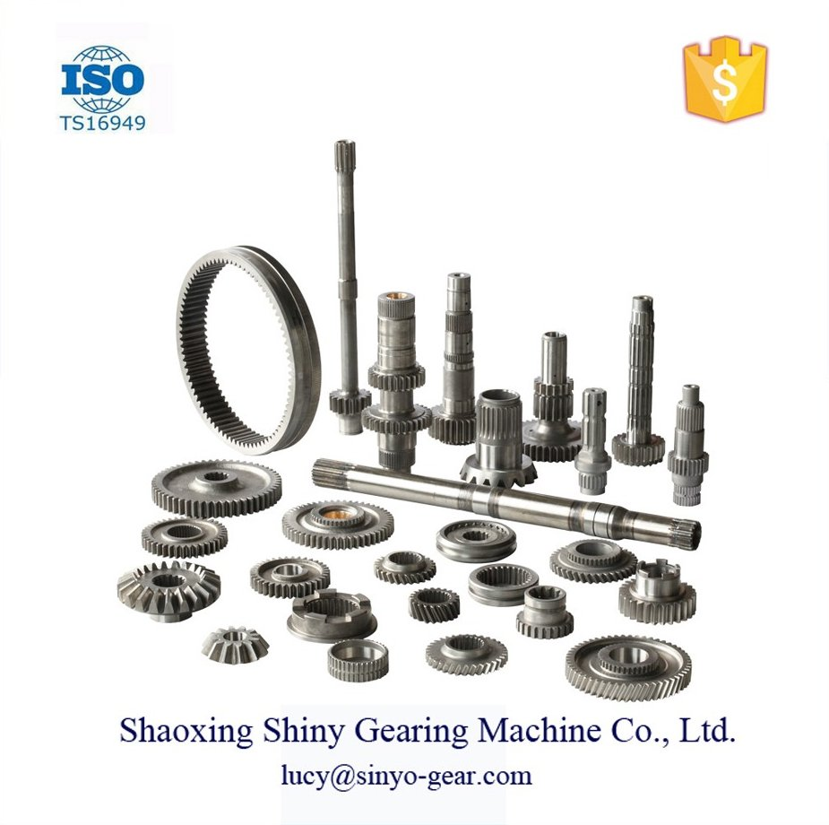 Shaoxing Small Engine Transmission Gear New Holland Tractors Price