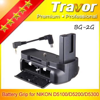 Hold digital camera battery battery for NIKON D5100