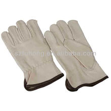 factory-outlet cowhide leather safety products industry glove