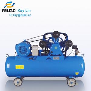 Open type refrigeration compressor 1000 psi air compressor