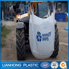 2015 Lower price 1 ton woven bulk bag pp bulk bag 800kg to 1200kg for coorper concentrate,steel,sand,silica,etc weihai