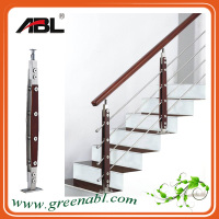 10 Years Quality Guarantee ABL bamboo stair railing