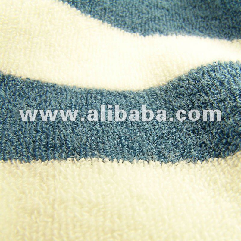 Organic Knitted Terry Fabric