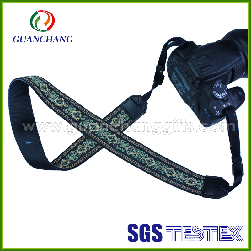 China supplier high quality affordable camera neck strap