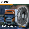 SHIMO ST901 wear-resisting truck tires wholesale 12.00R24