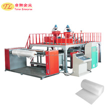 2017 TL air cushion film making machine