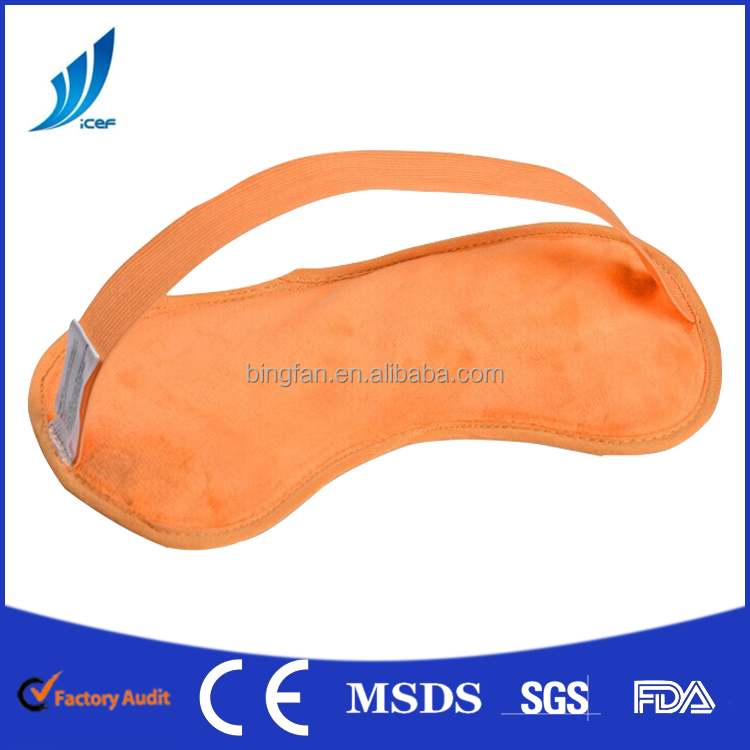 Top quantity new Popular sleeping plush gel EYE MASK for keep cooling