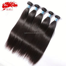 no shedding peruvian virgin hair straight gray hair weave grey human hair weaving
