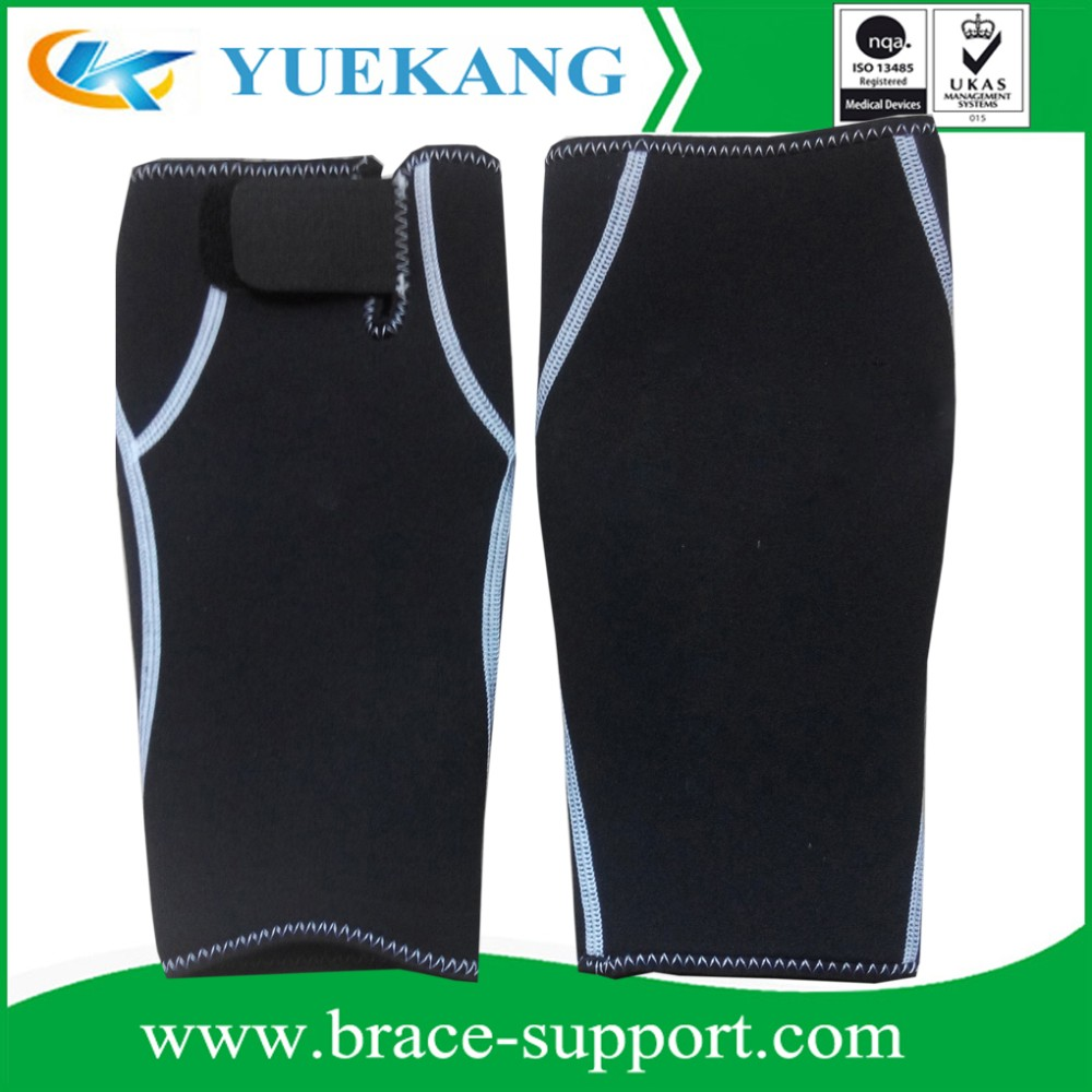 fashion custom calf compression sleeve, calf support, shin sleeve new product 2016