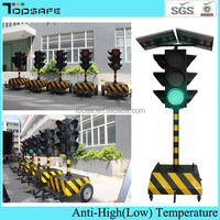Topsafe Emergency Use Solar Portable Traffic Light