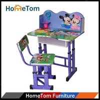Wholesale price child study furniture sets kids plastic chairs and tables