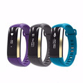 Multi function fitness activity tracker smart band pedometer blood pressure and heart rate wristband