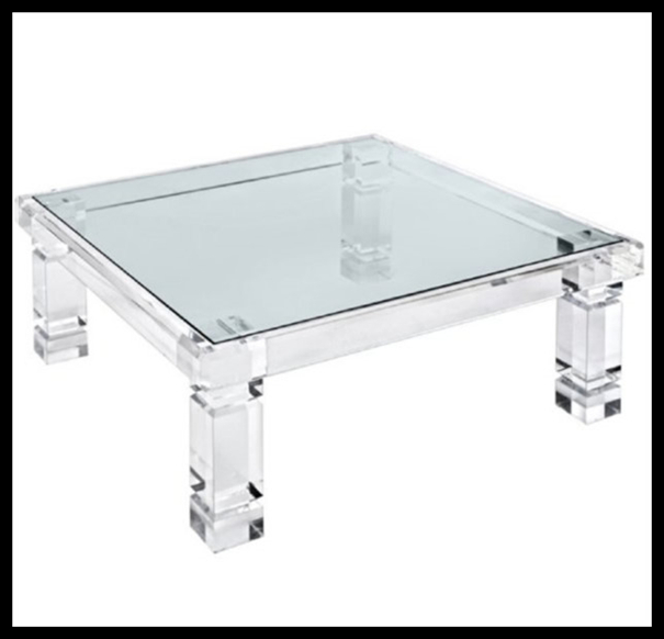 custom acrylic dinning table,hot sale plexiglass table furniture