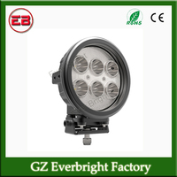 Favorites Compare 6pcs cree 10w 7inch round 60w led driving light spot BEAM TRUCK LAMP OFFROAD DRIVING